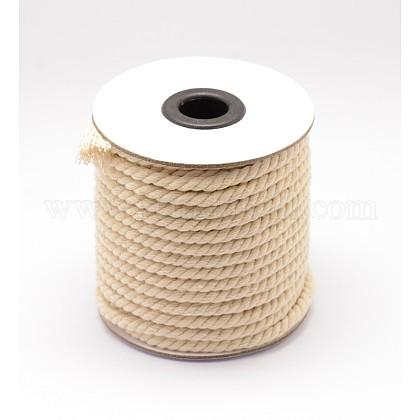 Giro de algodón reronda hilos cuerdasOCOR-L006-F-15-1