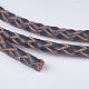 Braided Leather CordsWL-P002-08-A-3