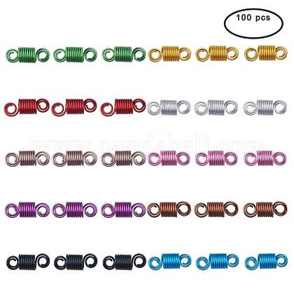 Puños de bobina de pelo de alambre de aluminioALUM-PH0003-01-1