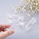 Transparent Small Plastic BottlesMRMJ-BC0001-08-5