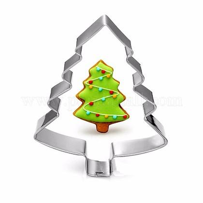304 cortador de galletas navideño de acero inoxidableDIY-E012-62-1