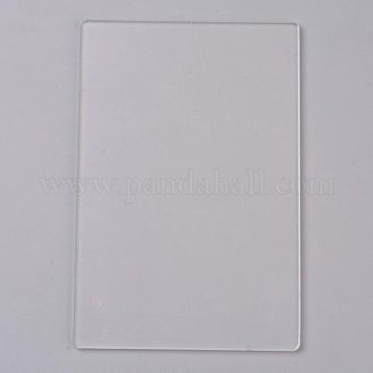 Acrylic Transparent Pressure PlateTACR-WH0001-05-1