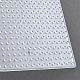 Abc plaques utilisés pour les perles à repasser 5x5mm diyDIY-R014-01-3