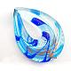Handmade Lampwork Big PendantsX-FOIL-C573-1-1