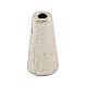 Tibetan Style Alloy Apetalous Bead ConesX-TIBE-06750-AS-FF-1
