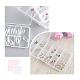 Boîtes à outils en plastique nail artMRMJ-Q034-068C-2