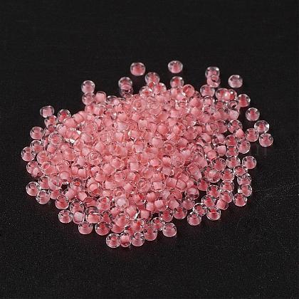 Fgb®11/0透明ガラスシードビーズX-SEED-N001-D-211-1