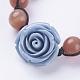 Fashion Cat Eye Jewelry Sets:Bracelets & RingsSJEW-JS00142-04-3