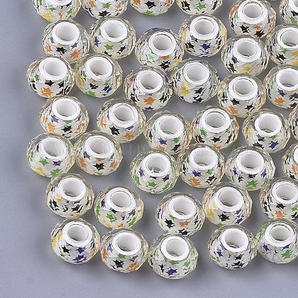 Abalorios de resinaRPDL-S013-04G-1