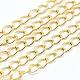 Environmental Brass Twisted Chains Curb ChainsCHC-L037-01G