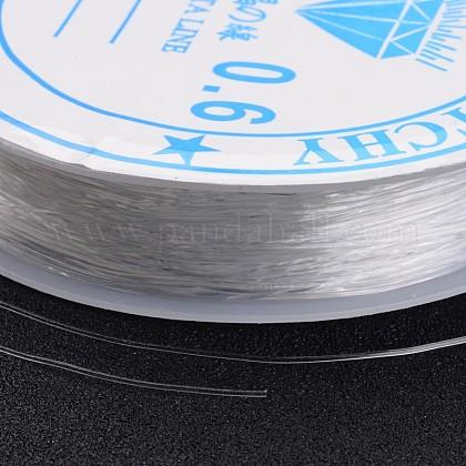 透明な弾性クリスタルスレッドX-EW-0.6D-1