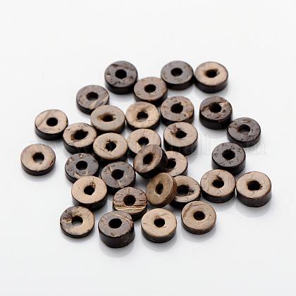 Abalorios de nuez de cocoCOS018-4-1