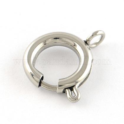 304 пружинное кольцо из нержавеющей сталиSTAS-R083-08-1