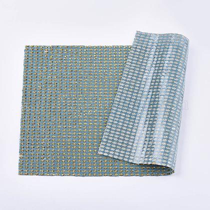 Rhinestone de resina de hotfix de brilloRB-T012-20F-1