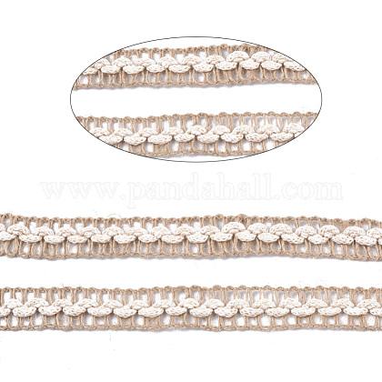 Плетеная лента из мешковиныOCOR-TAC0009-05-1