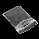 Sacs rectangulaires en PVC à fermeture à glissièreOPP-R005-4x6-2