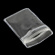 Rectangle PVC Zip Lock BagsOPP-R005-4x6-2