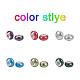 Perlas de concha hechas a mano perlas europeasBSHE-NB0001-02-3
