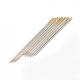 鉄の自己糸の手の縫い針X-IFIN-R232-01G-2