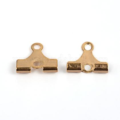 Placage sous vide 304 pièces en acier inoxydableSTAS-M244-01G-1