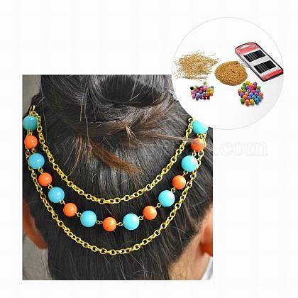 Free Tutorial DIY Jewelry SetsDIY-LC0008-1