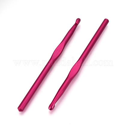 アルミかぎ針編みのフックX-TOOL-R058-11A-1