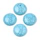 Cabuchones de turquesa sintéticaTURQ-S291-03I-01-2