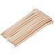 Wooden Waxing Spatula Mask Wax Applicator SticksMRMJ-R047-16-3