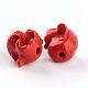 Buddhist Jewelry Cinnabar BeadsX-CARL-Q004-93A-3