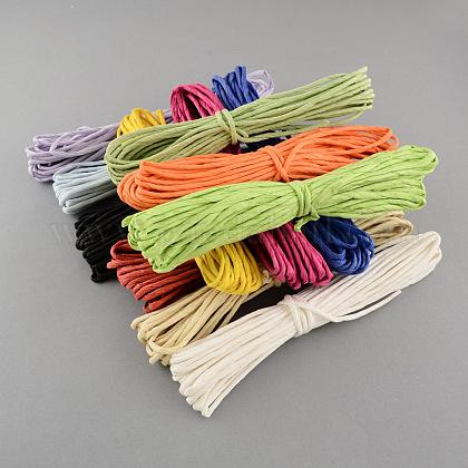 Cable de papel trenzadoDIY-S003-02-1