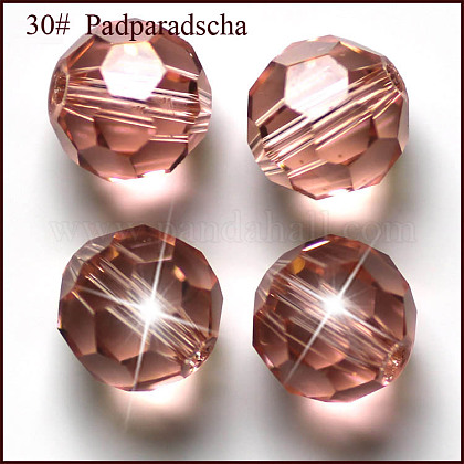 Imitation Austrian Crystal BeadsSWAR-F021-4mm-319-1