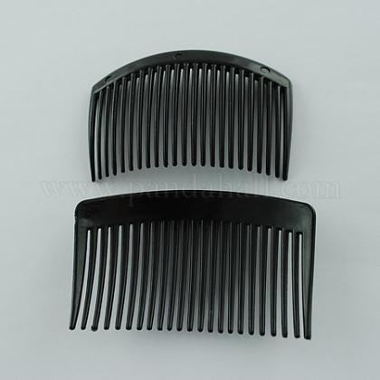 Fornituras de peine el pelo de plásticoPHAR-R017-1-1