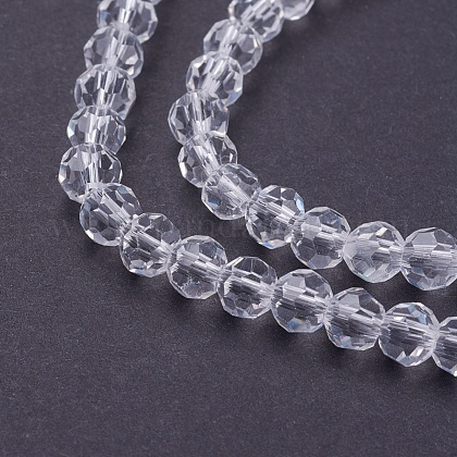 ガラスビーズ連売りEGLA-J042-4mm-12-1