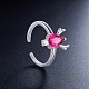 Shegrace® 925 кольцо из стерлингового серебраJR530C-3