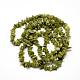 Природный перидот бисер нитейG-R002-12-2