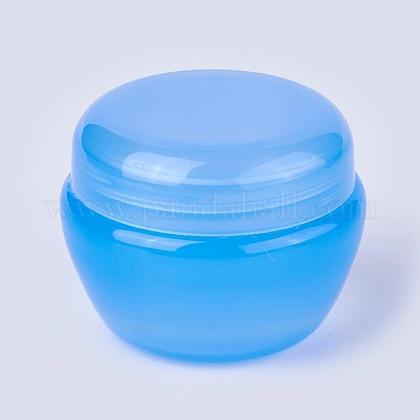 30g ppプラスチック詰め替えクリームジャーMRMJ-WH0046-A08-1
