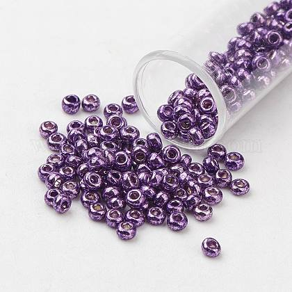 FGB® 11/0 Dyed Glass Seed BeadsX-SEED-N001-C-0565-1