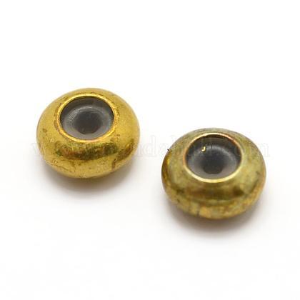 Abalorios de latónKK-G309-04-1