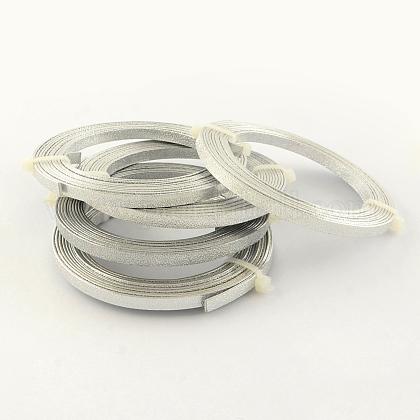 Textured Aluminum WireX-AW-R003-2m-01-1