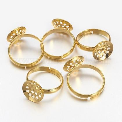 Brass Ring ComponentsX-KK-G121-G-1