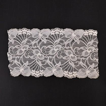 Bowknot Lace Trim Nylon String ThreadsOCOR-O003-10-1