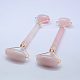 Natural Rose Quartz Massage Tools G-K277-01A-1