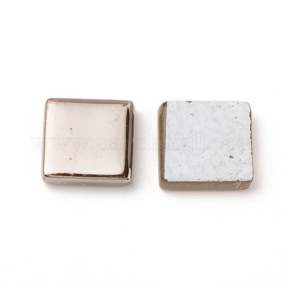 電気めっきガラスクリスタルモザイクタイルカボションGLAA-G073-B02-1