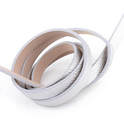 Cordones de cuero de imitaciónLC-T001-04A-1