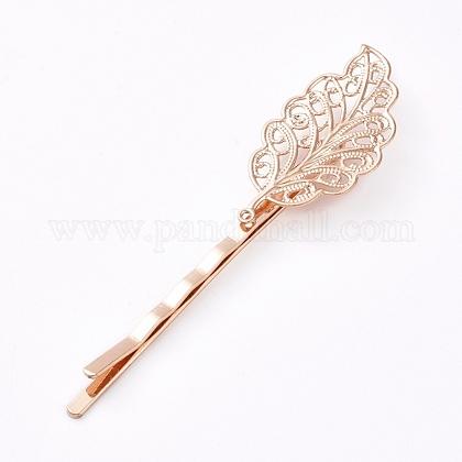 Hair Accessories Iron Hair Bobby Pin FindingsIFIN-L035-02KCG-1