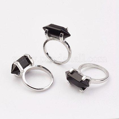 Anillos de cristalRJEW-P121-B02-1