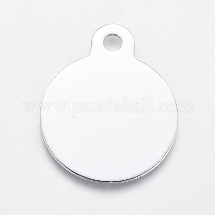 Aluminum PendantsALUM-I002-01B-1
