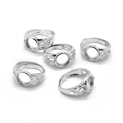 Vástagos de anillo de latónKK-L184-50P-1