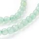 Natural Green Aventurine Beads StrandsG-G099-4mm-17-3