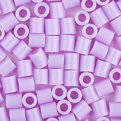 1 коробка 5мм мелти бусины pe diy плавкие бусины заправки для детейDIY-X0047-79-B-1